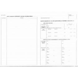 Karta badań do celów sanitarno-epidemiologicznych