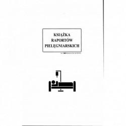 Książka raportów pielęgniarskich